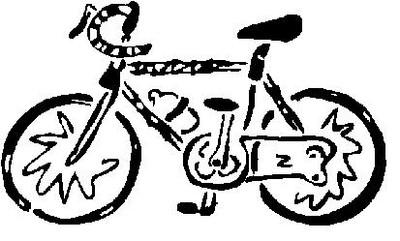 cykel_svartvit